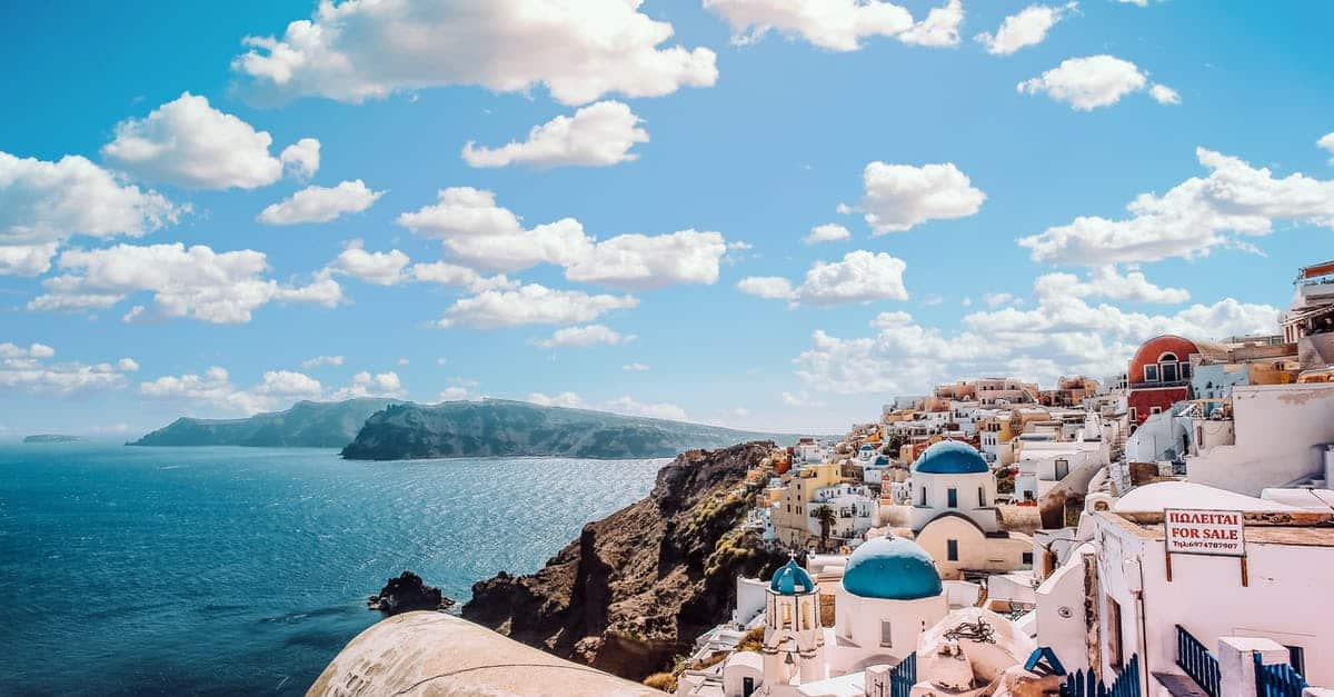 Vacation Packages in Greece